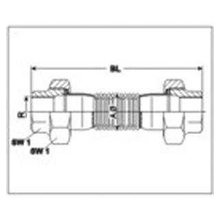 Metallkompensator Typ ST-HV