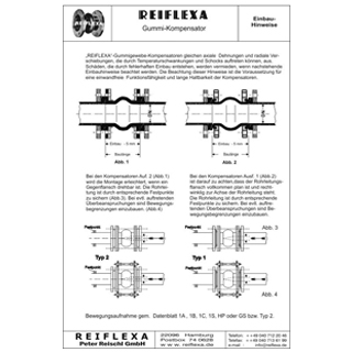 Einbau- und Montagehinweise Seite 4