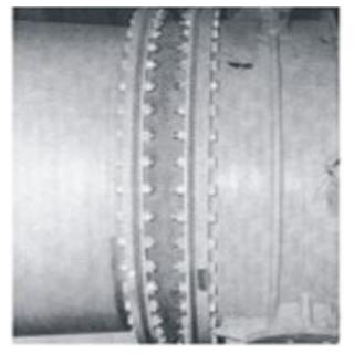Gummikompensator Typ 2